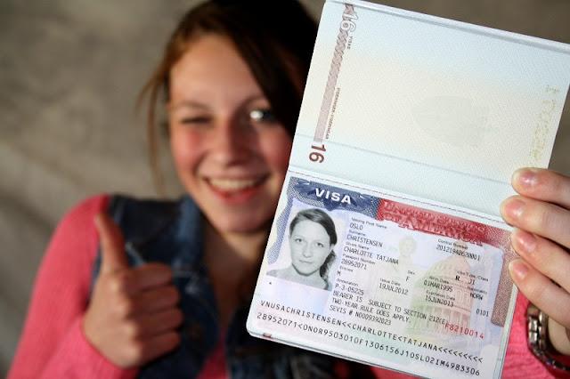 Tempo de validade de um visto para a Califórnia e EUA