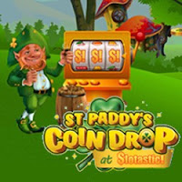 You Could Win up to 232 Free Spins during the St Paddy's Coin Drop at Slotastic Casino