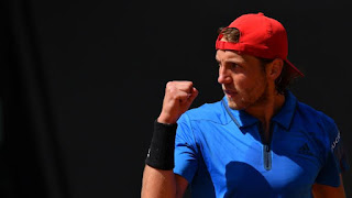 Pouille beats Fognini, france wins davis cup tie