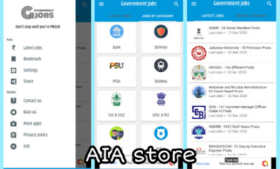 Make Jobs Alert App aia for kodular and Earn 10$ Everyday