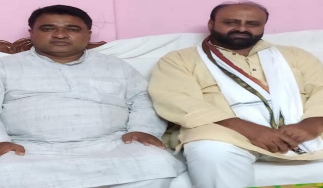 जदयू प्रत्याशी जनाब सैयद नजमुल होदा साहब को कार्यकर्ताओं ने फुल मालाओं से किया भव्य स्वागत