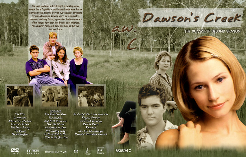 The Great Dawson's Creek Rewatch Project