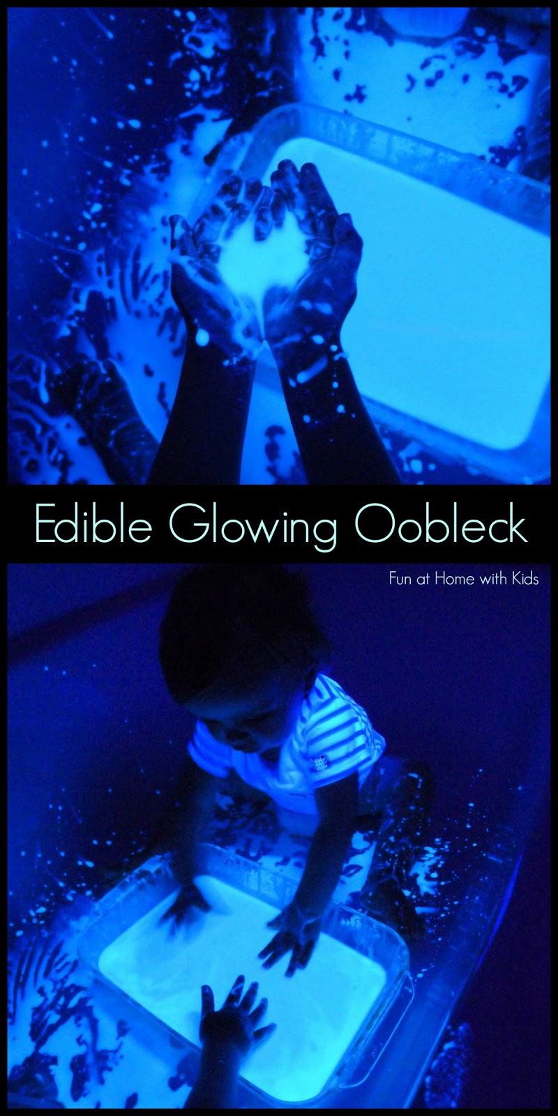 Glowing Ooblack
