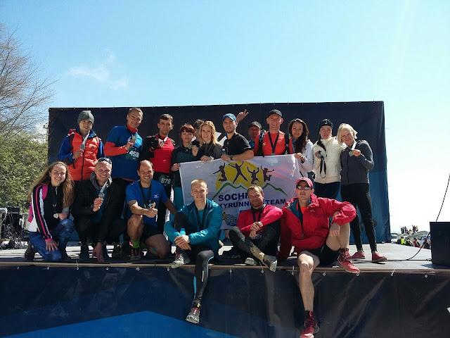 Sochi Skyrunning Team, Новороссийск, markotkh 2017