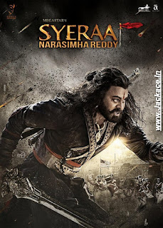 Sye Raa Narasimha Reddy First Look Poster 9