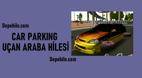 Car Parking Multiplayer Uçan Araba Hilesi 2020 Tekerler Havada