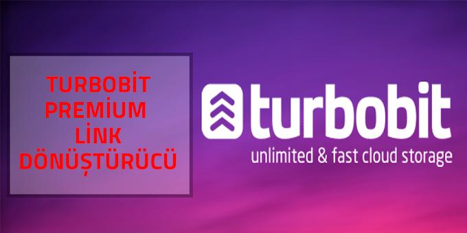 Turbobit Link Generator Sınırsız Şifresiz
