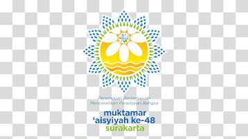 Muktamar Aisyiyah ke-48 Surakarta Logo