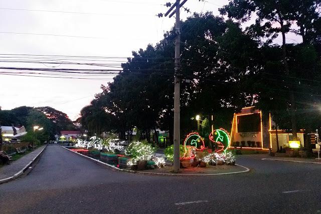CLSU, Christmas Lights display