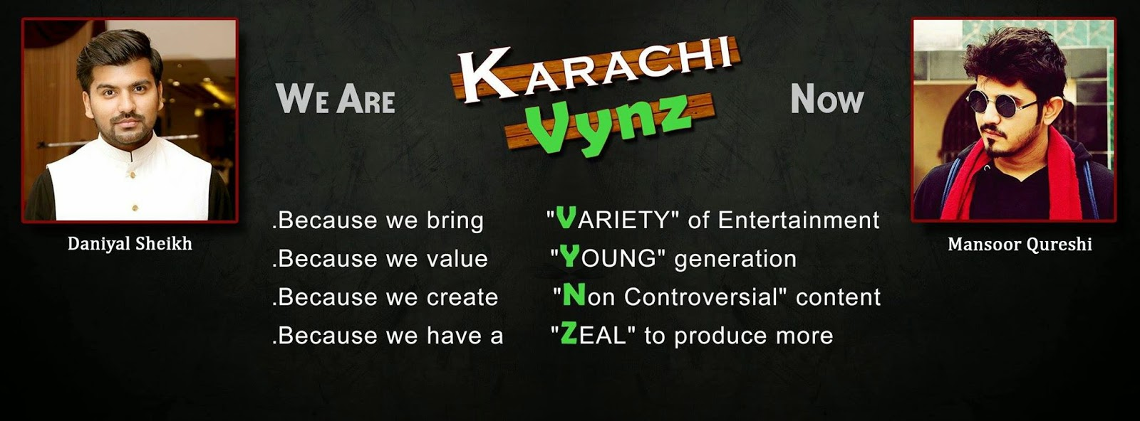 Exclusive Interview of Karachi Vynrz on Times of Youth