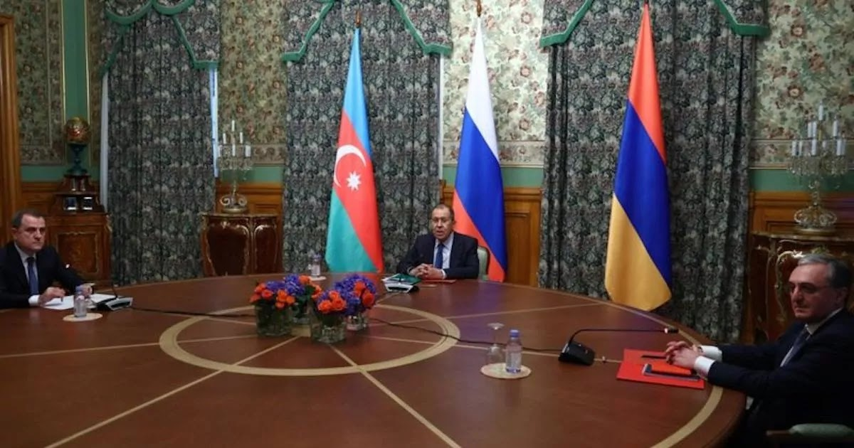 Armenia And Azerbaijan Agree On A Temporary Ceasefire Weeks Of Fighting