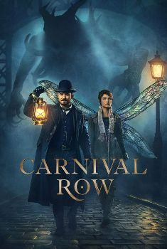 Carnival Row 1ª Temporada Torrent – WEB-DL 720p Dual Áudio<