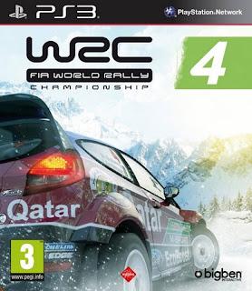 WRC 4 FIA World Rally Championship PS3 Torrent