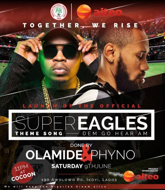 Road to Africa 2018 by Olamide and Phyno