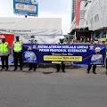 Polres Metro Bekasi Melaksanakan Operasi Patuh Jaya 2021