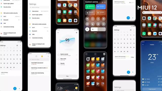قائمة الهواتف التي ستحصل على الدفعة الثانية من تحديث شاومي MIUI 12.5