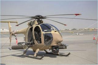 Helikopter Serang Ringan AH-6i