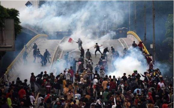 Mewaspadai Provokasi KAMI Menolak Omnibus Law