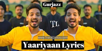 yaariyaan-lyrics