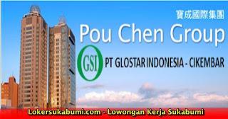 Lowongan Kerja PT Glostar Indonesia Cikembar (Blok A)