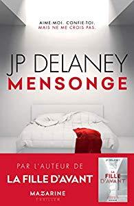 Vie quotidienne de FLaure : Mensonge - JP DELANEY