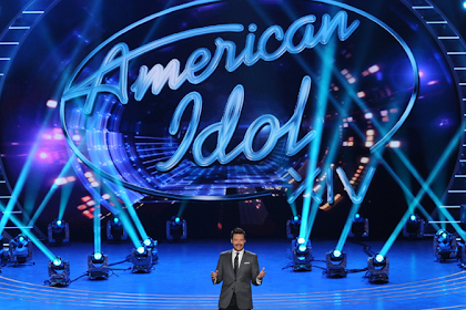 Behind the American Idol Screen
