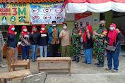 Koramil 06/Cakung Gelar Vaksinasi Bhakti Untuk Negri, Berbasis Sekolah di SMPN 90