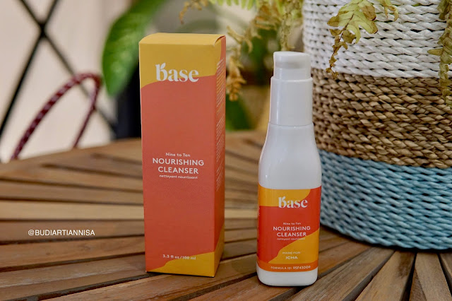 BASE NOURISHING CLEANSER IT'S MY BASE