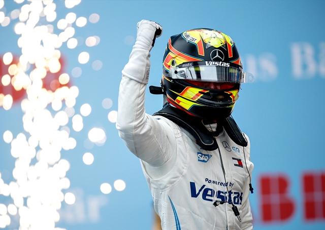 FÓRMULA-E: Stoffel Vandoorne vence a segunda corrida de Roma