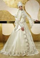 Model Gaun Pengantin Untuk Wanita Muslim