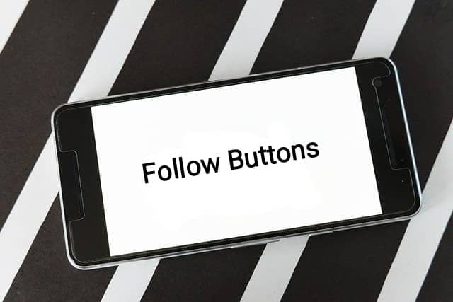 Blogger Par Follow Buttons Kaise Lagaye in Hindi | 2020