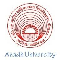 Avadh University Exam Schedule 2018-19