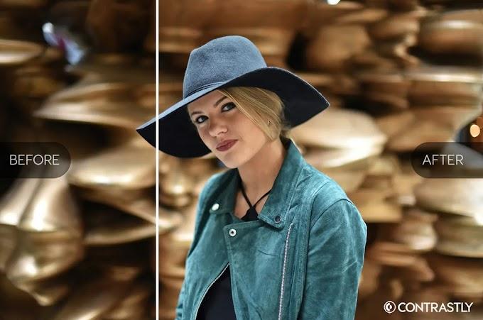 Portrait Series Photoshop Actions