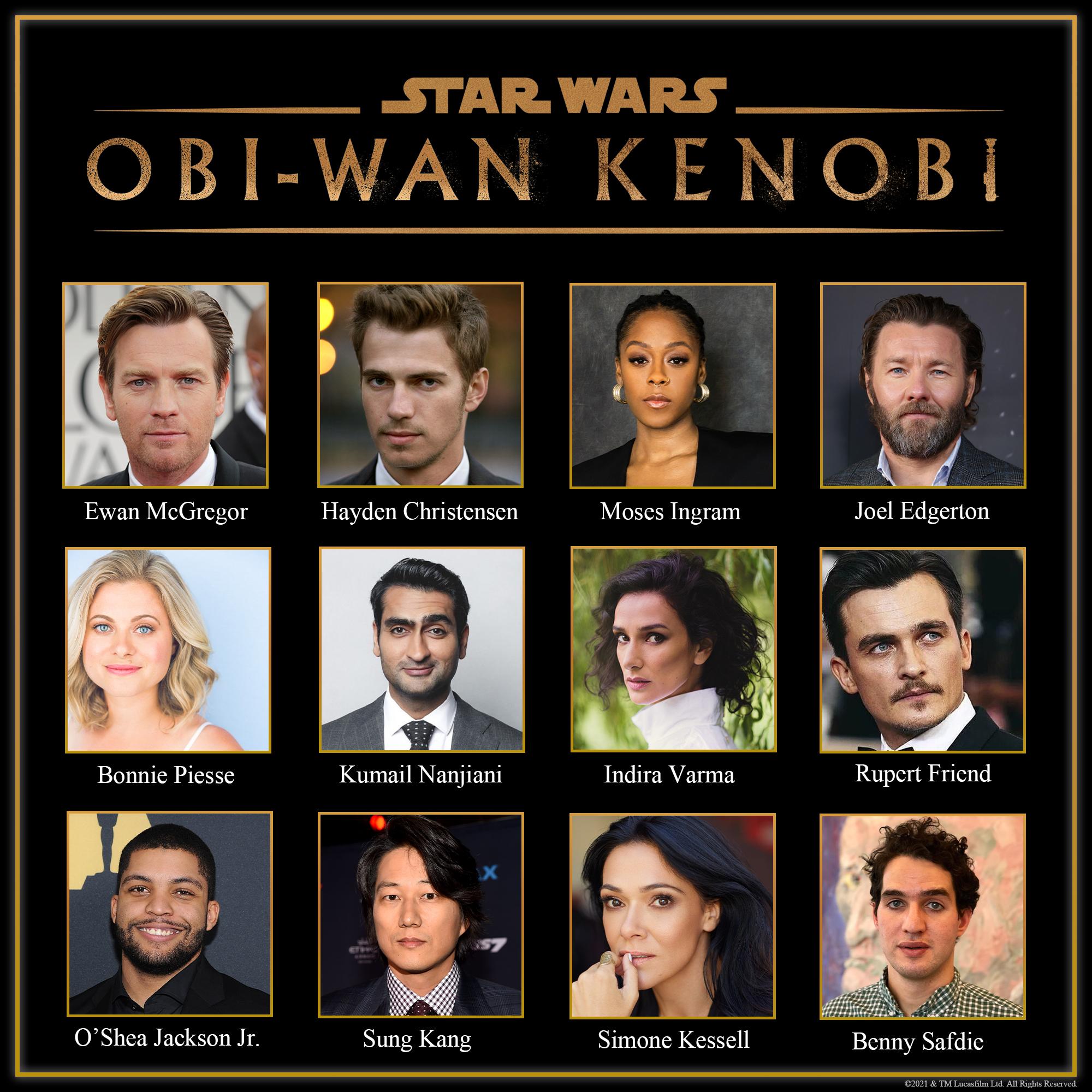 Obi-Wan Kenobi - Nova série Disney Plus