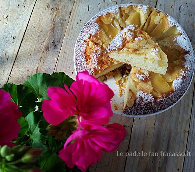 come fare una torta di mele