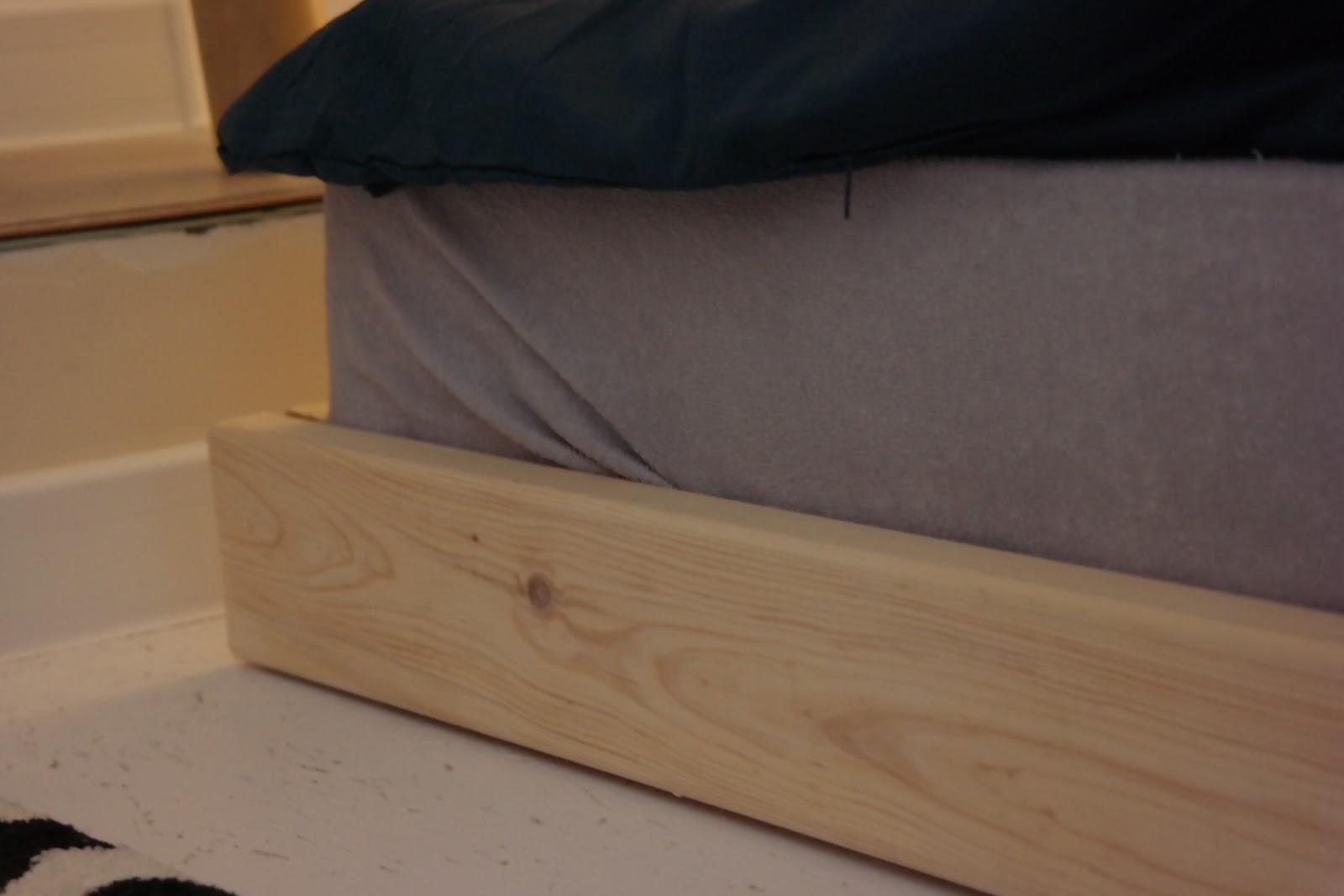 Tani I Prosty Sposób Na Ramę Do łóżka W Naszej Sypialni