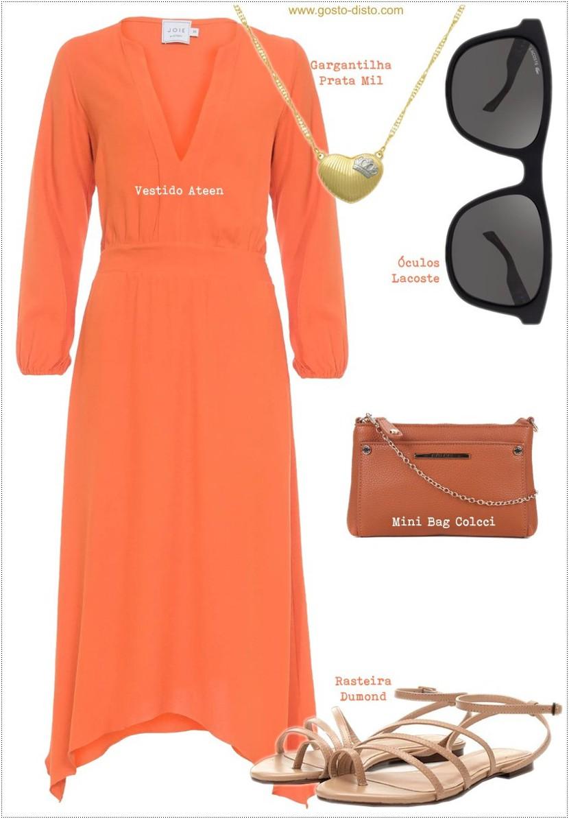 Vestidos para tardes de sol