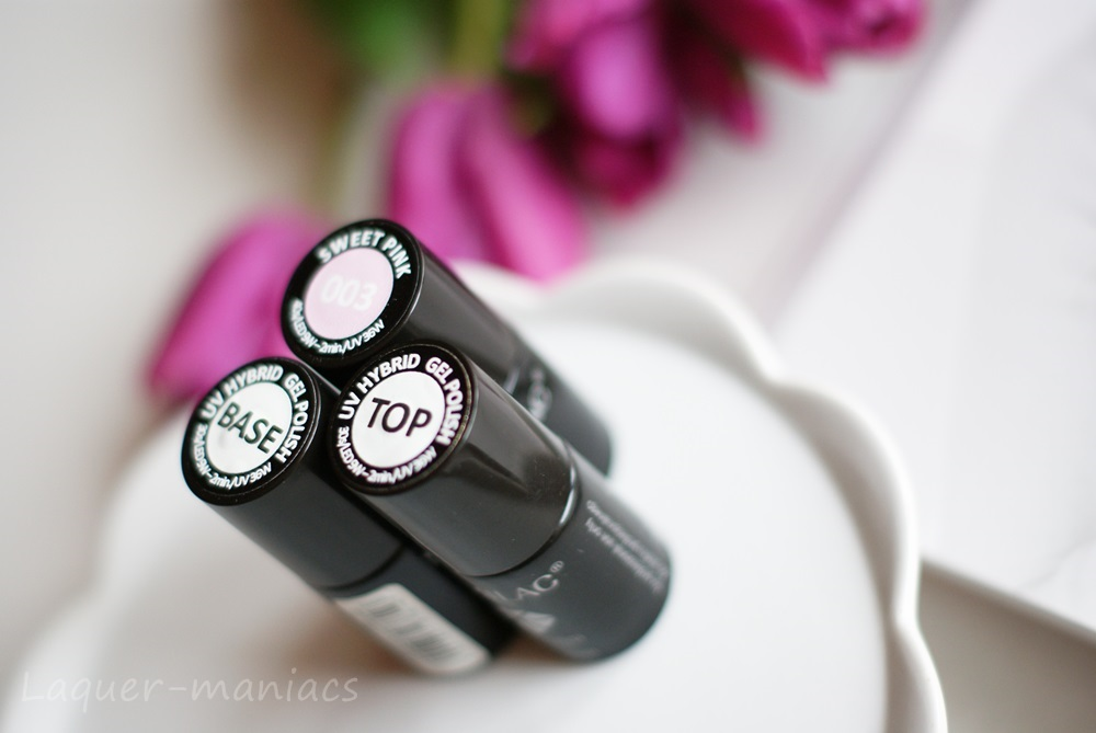 Hybryda Semilac Sweet Pink 003