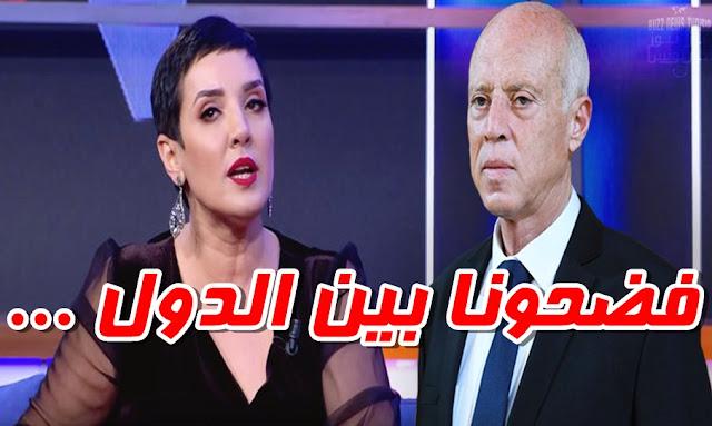sonia dahmani kais saied tunisie