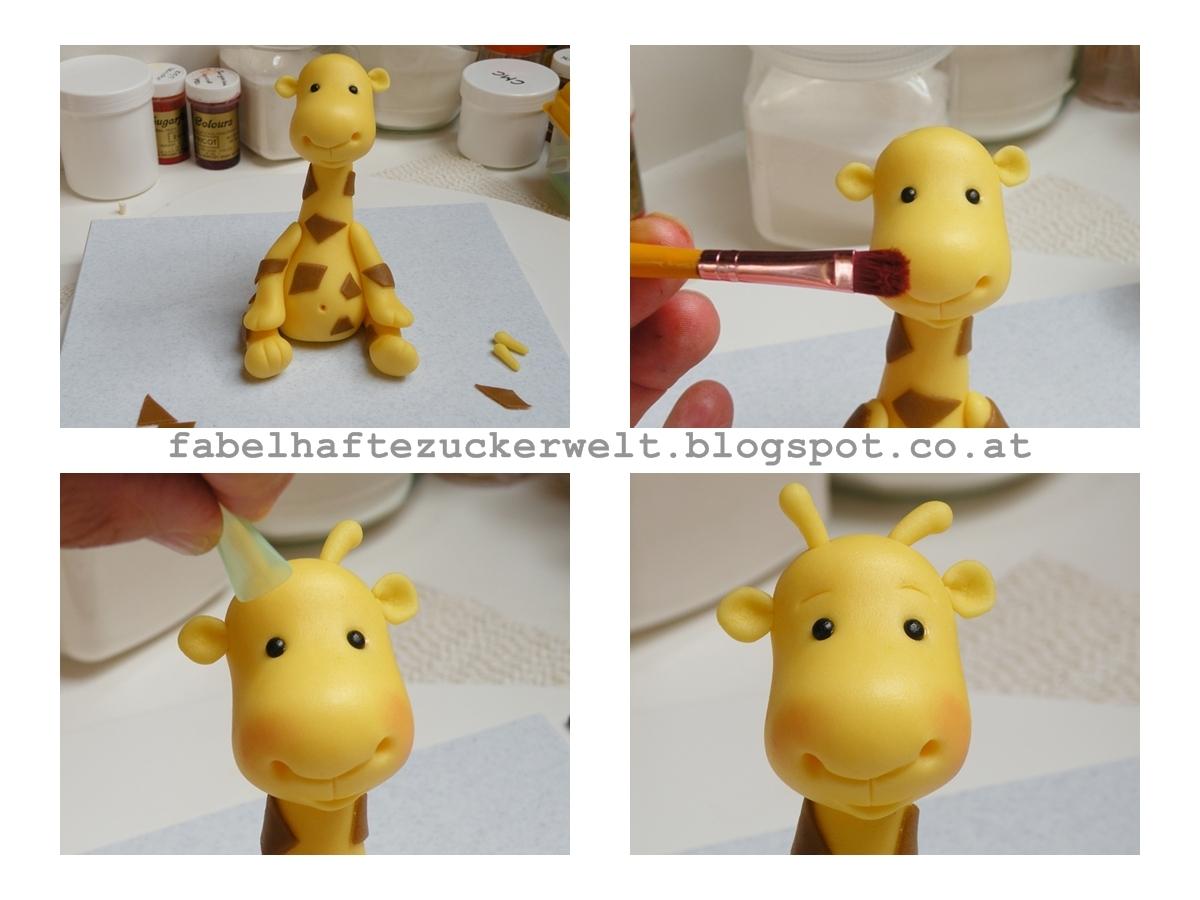 Zuckerwelt Kleine Giraffe