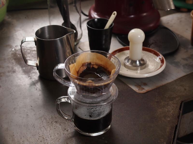cara membuat kopi tubruk ala barista