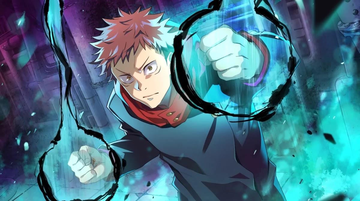 Pierwsza grafika promująca grę Jujutsu Kaisen: Phantom Parade na podstawie anime  Jujutsu Kaisen