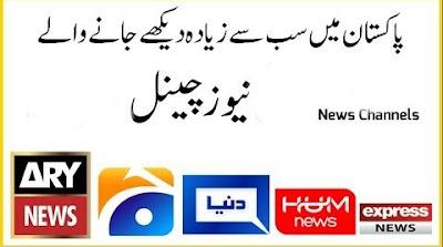 Best Pakistan news channel list 2021