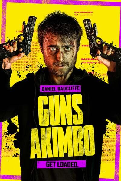 Guns Akimbo (2019) English 480p & 720p WEBRip