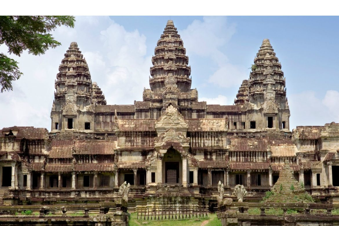 Angkor Wat - World Heritage Site