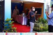 NTB Care dan Nusa Tenggara Barat Satu Data Tampil Pada Pameran Inovasi Daerah 2021