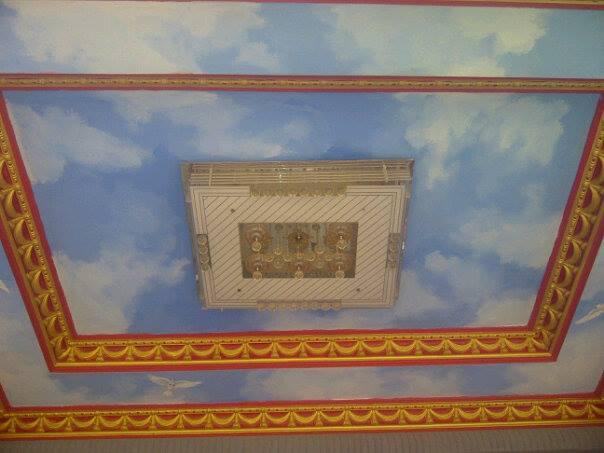 Lukisan Mural Kamar