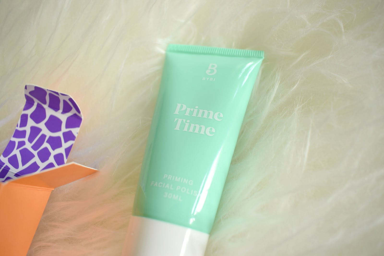 BYBI Beauty Review - BABE BALM / PRIMING POLISH UK BLOGGER