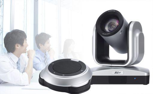 giải pháp hội nghị truyền hình AVer VC520