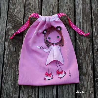 bolsa merienda personalizada